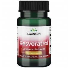RESVERATROLIS 100MG N30